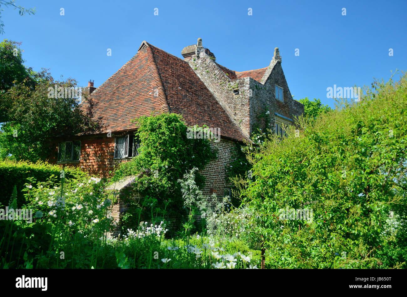 The Priest's House, Sissinghurst Gardens - Stock Image