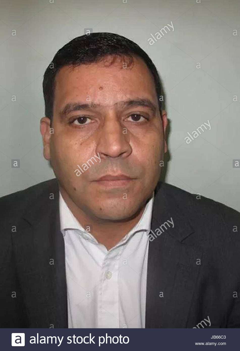 Metropolitan Police undated handout photo of Mohamed Amrani, an internationally respected heart surgeon who has - Stock Image