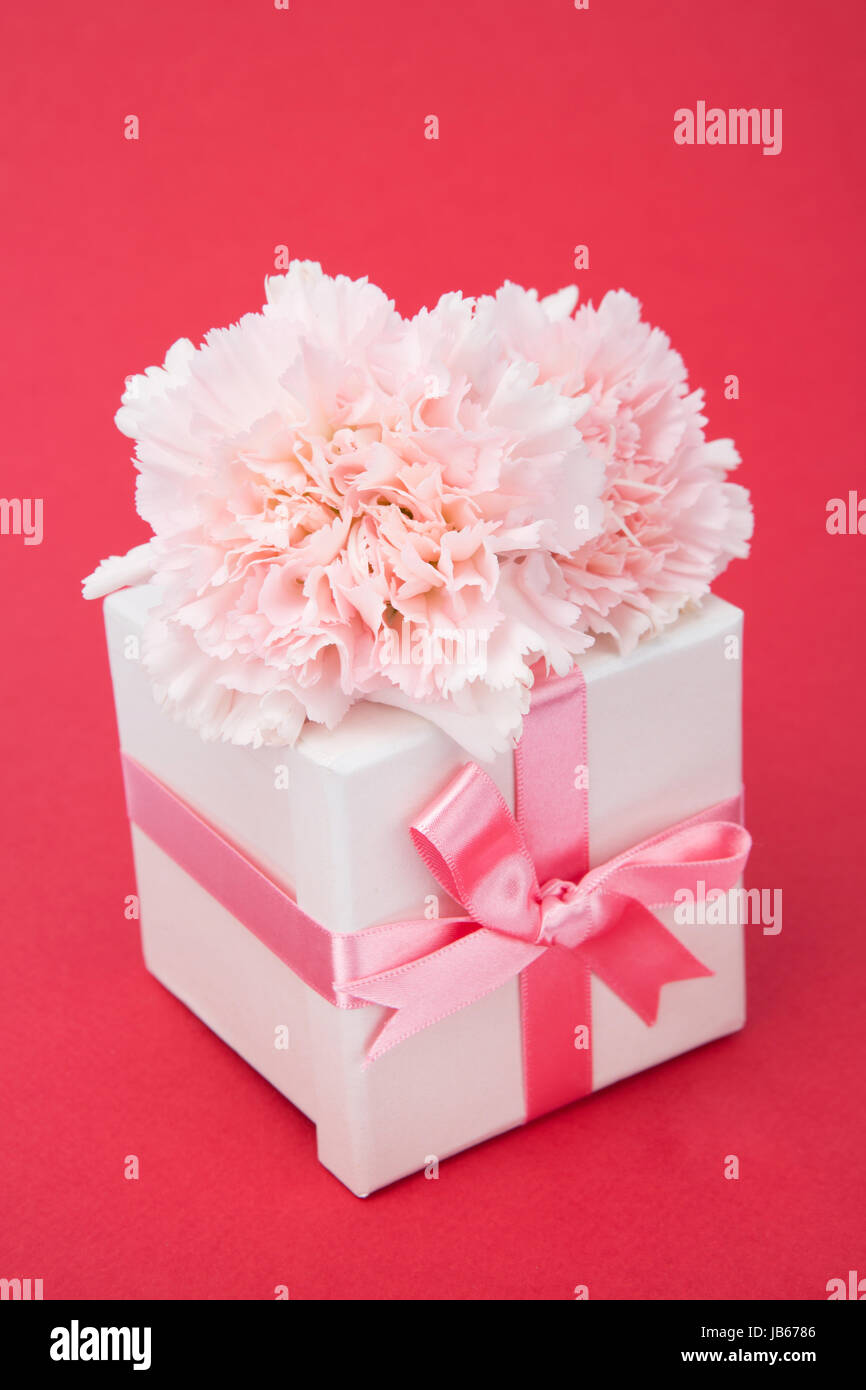 a gift of appreciation 078 - Stock Image