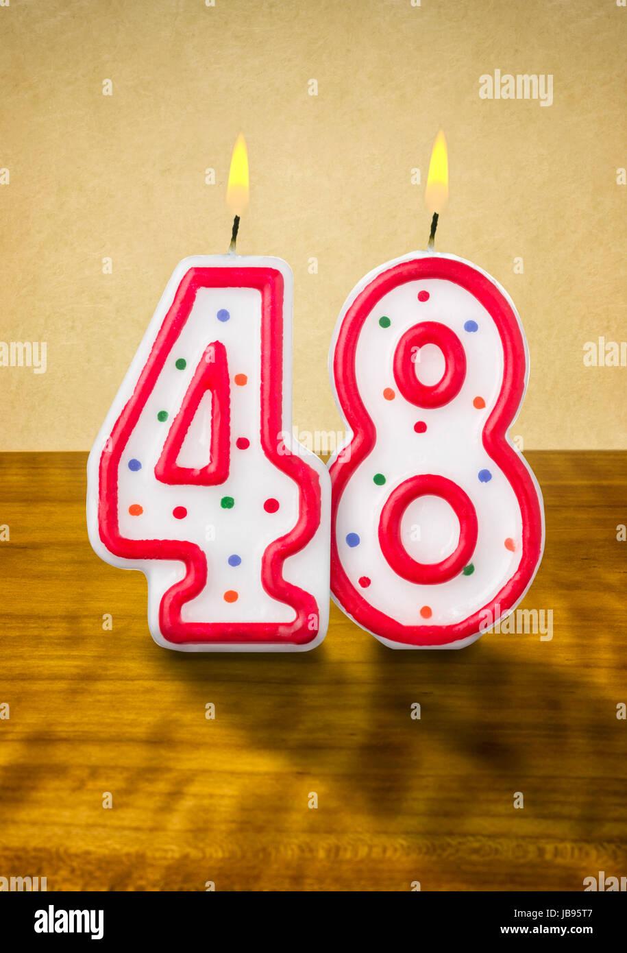 Открытки на 48 лет