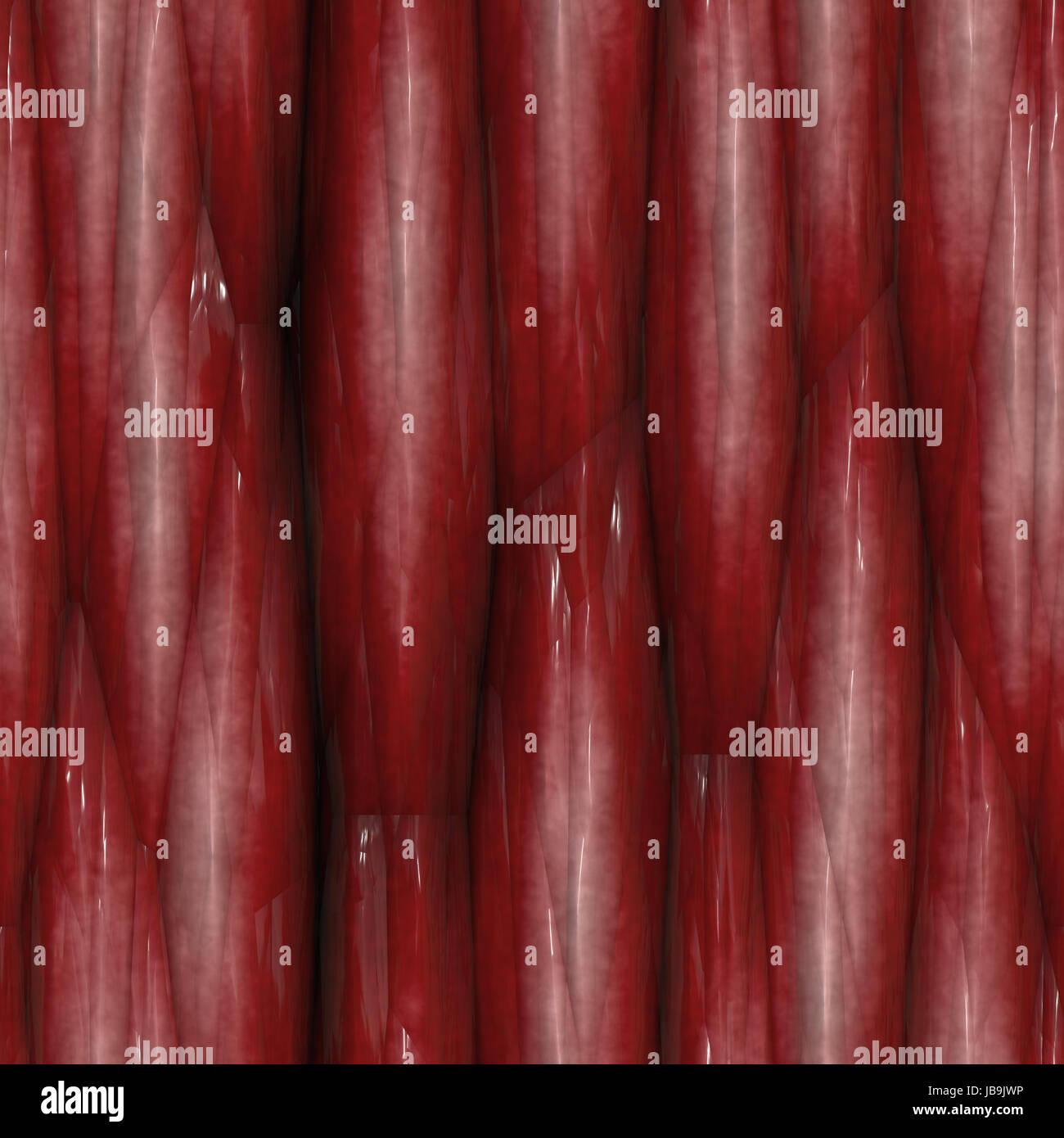 illustration fibres - Stock Image