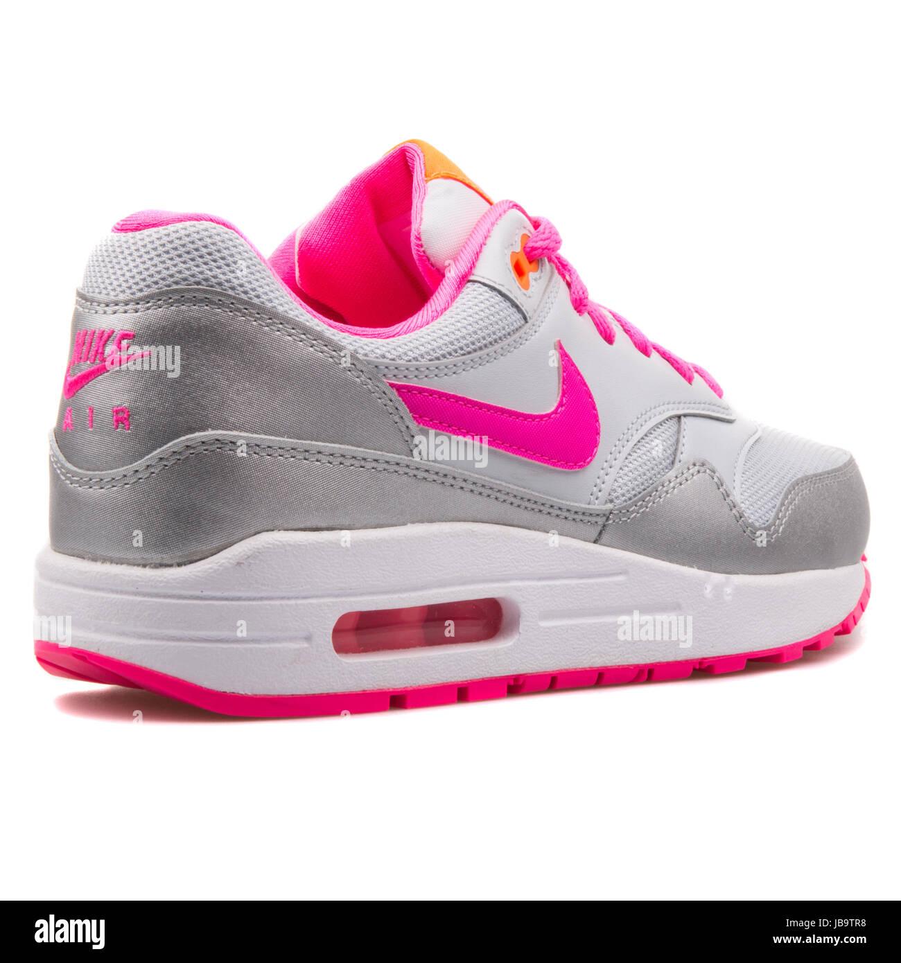 air max 1 rosa