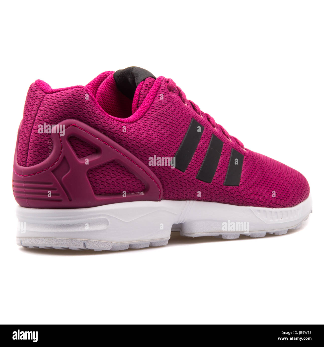 3bd366dc8fda Adidas ZX Flux Pink Men s Running Shoes - AF6343 Stock Photo ...