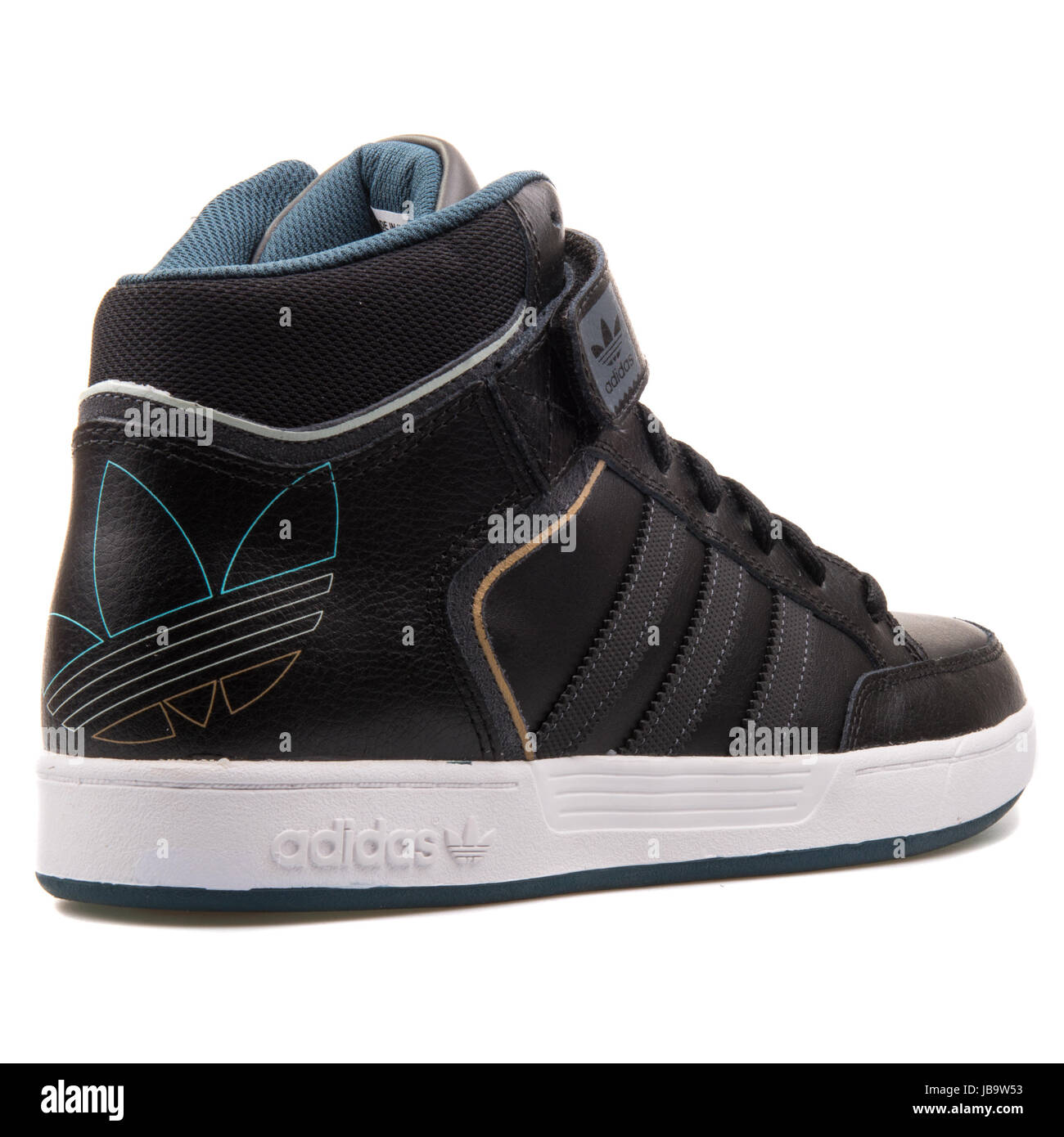 Herren Schuhe Hohe Sneaker adidas Varial Mid Schuhe weiß