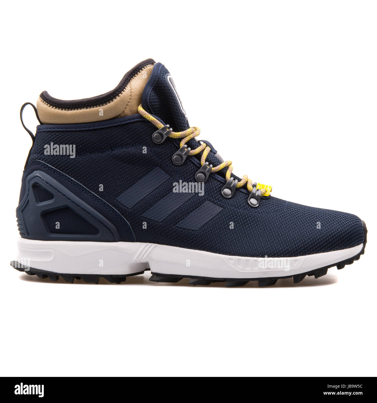 official photos 453ba 5c91f Adidas ZX Flux Winter Navy Blue Men's Sports Shoes - S82932 ...