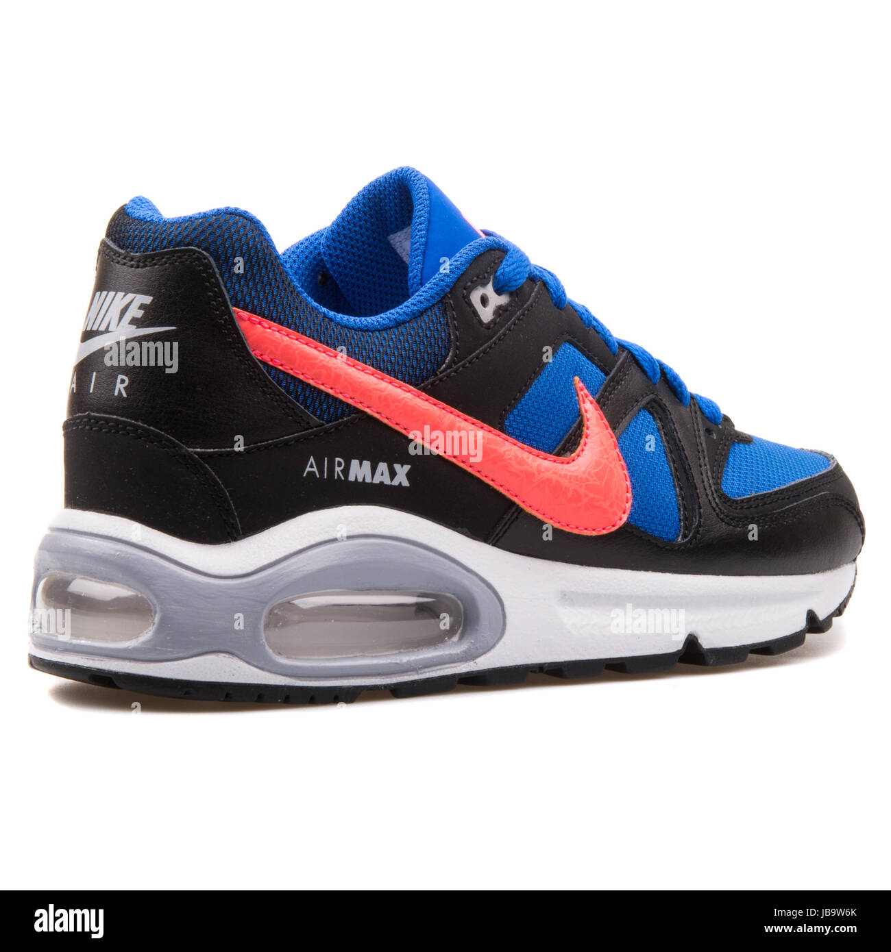 Nike Air Max Command (GS) Blue, Black and Red Youth's