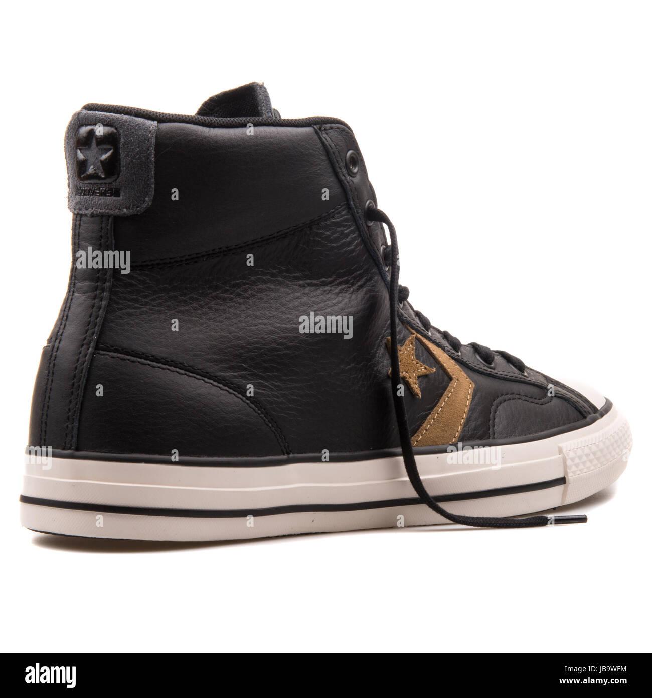 1d4e0eaeb84f Converse Chuck Taylor All Star Player Hi Black Sand Unisex Shoes - 149783C