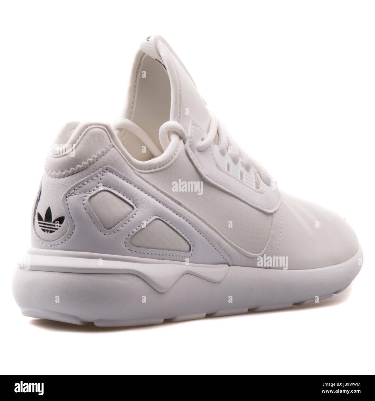 official photos d9088 f310d Adidas Tubular Runner White Men's Running Shoes - S83141 ...