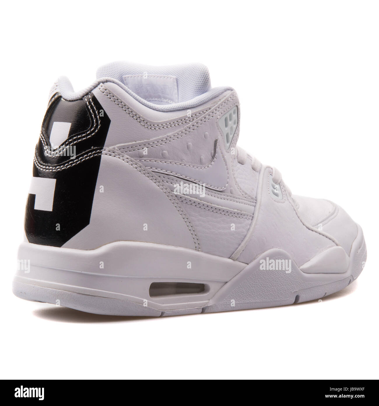 c26e063a28c ... italy nike air flight 89 le qs white teal leather mens basketball shoes  804605 100 5a9e7 ...