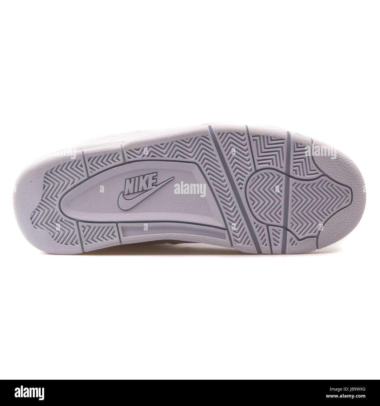 Ambientalista Comida tarde  Nike Air Flight 89 LE QS White Teal Leather Men's Basketball Shoes Stock  Photo - Alamy