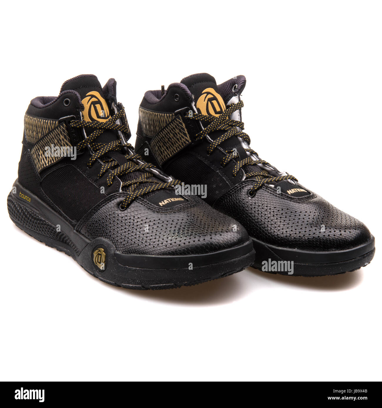 caacfe5b3 ... cheap adidas d rose 773 iv black and gold mens basketball shoes d69592  62739 1369a
