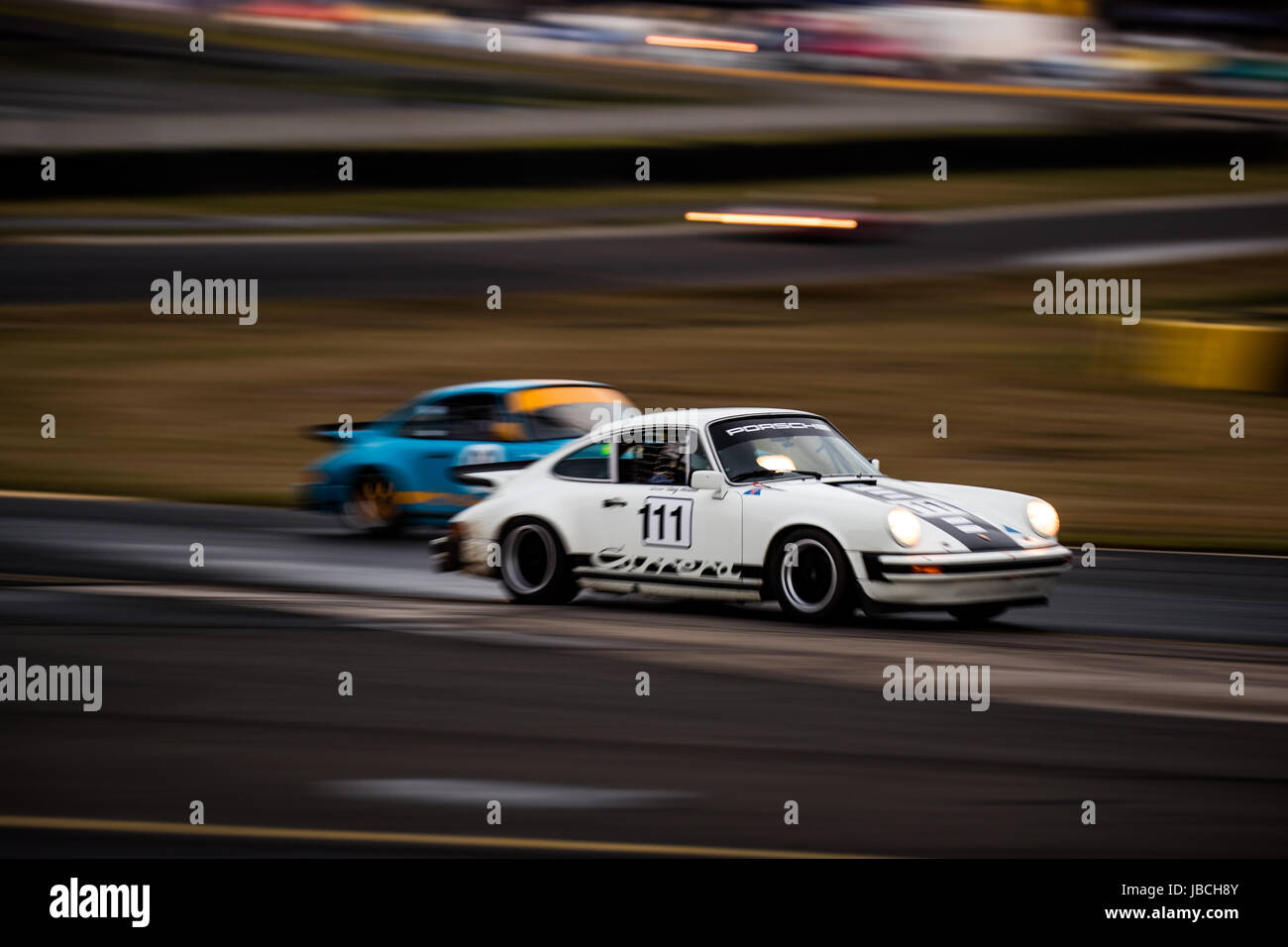 Sydney Motorsport Park, 10th June 2017.  Group S race of Greg Horwill . Anthony Bolack/Alamy Live News - Stock Image