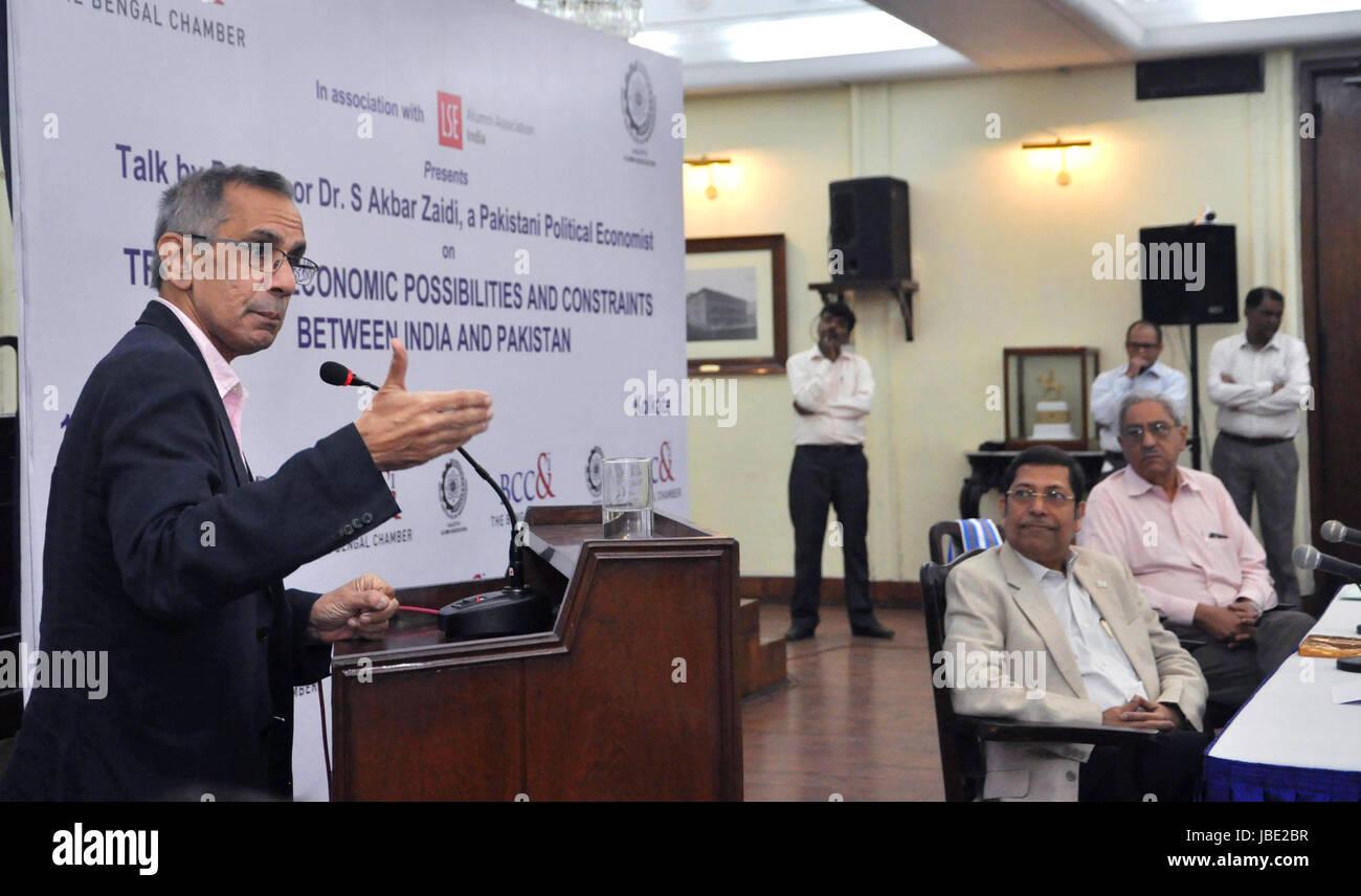 Speech of professor S Akbar Zaidi, Pakistani Political Economist on