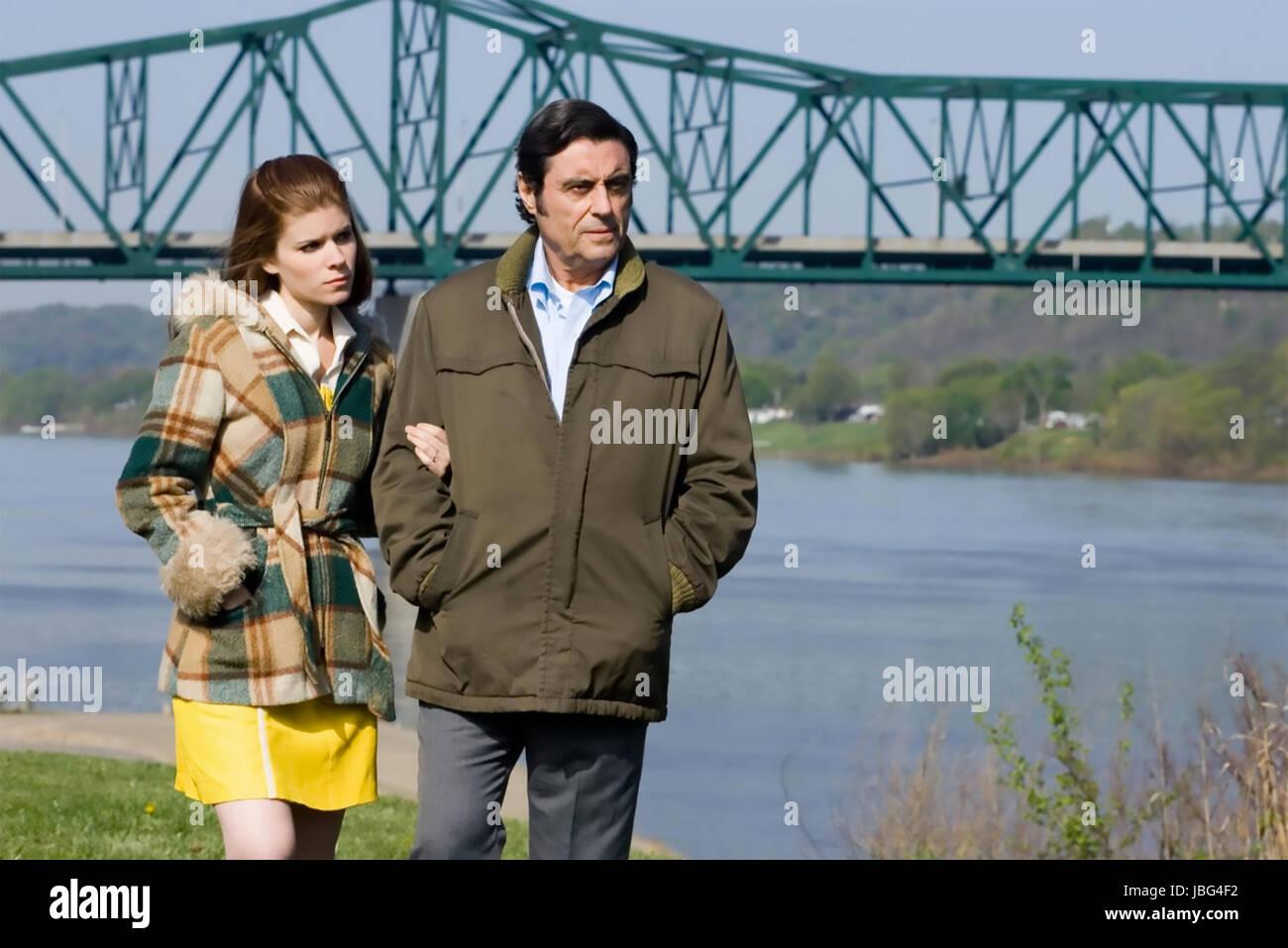 WE ARE MARSHALL 2006 Warner Bros film with Kate Mara and Ian McShane - Stock Image