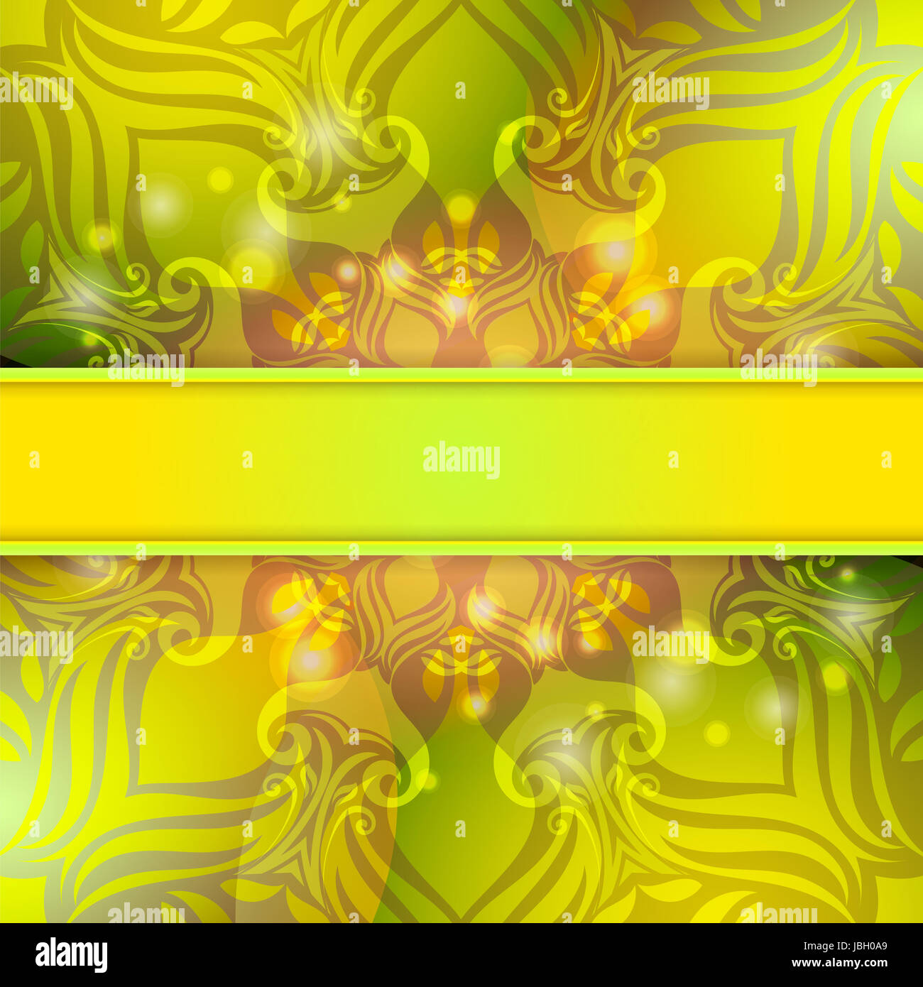 Green Vintage Vector Abstract Background Can Be Used For