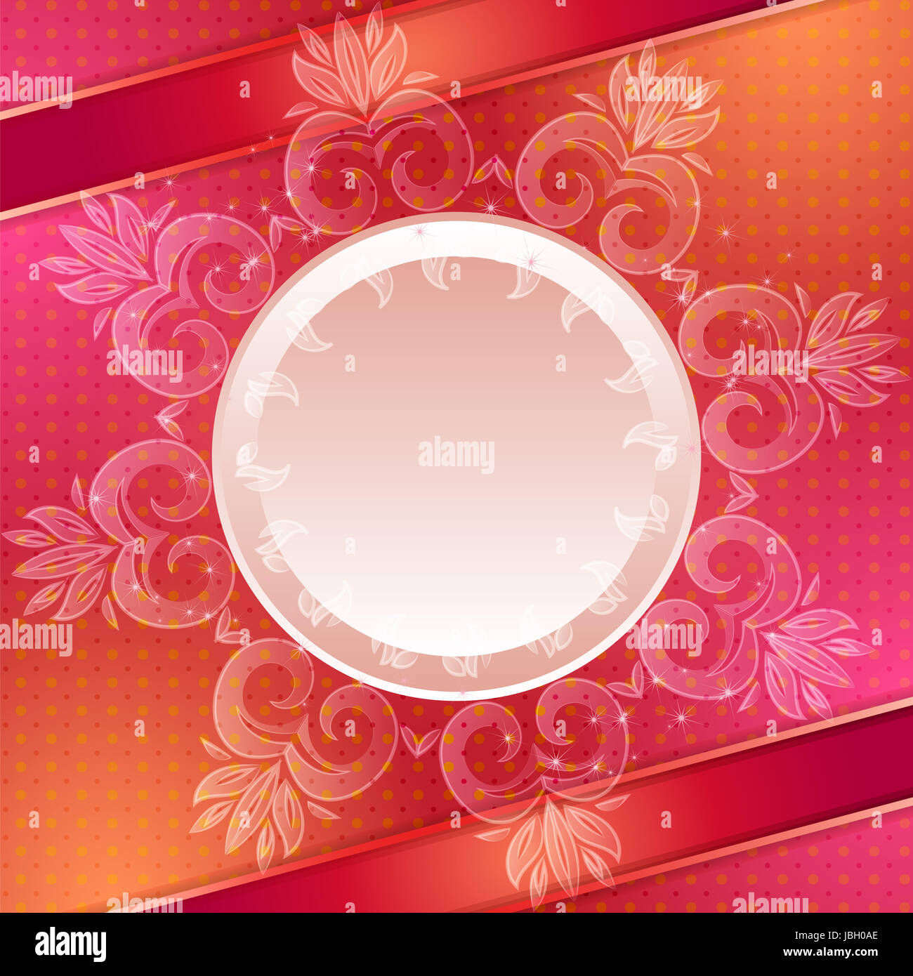 Red Vector Abstract Background Can Be Used For Banner Invitation Stock Photo Alamy