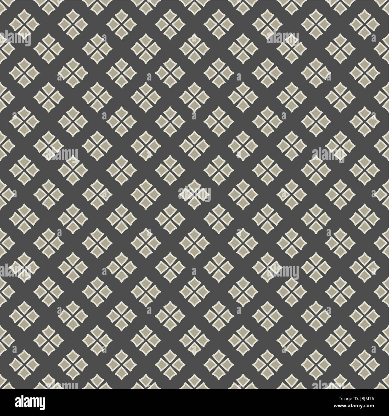 Vector seamless pattern. Luxury elegant texture. Pattern can be used as a background, wallpaper, wrapper, page fill, - Stock Image