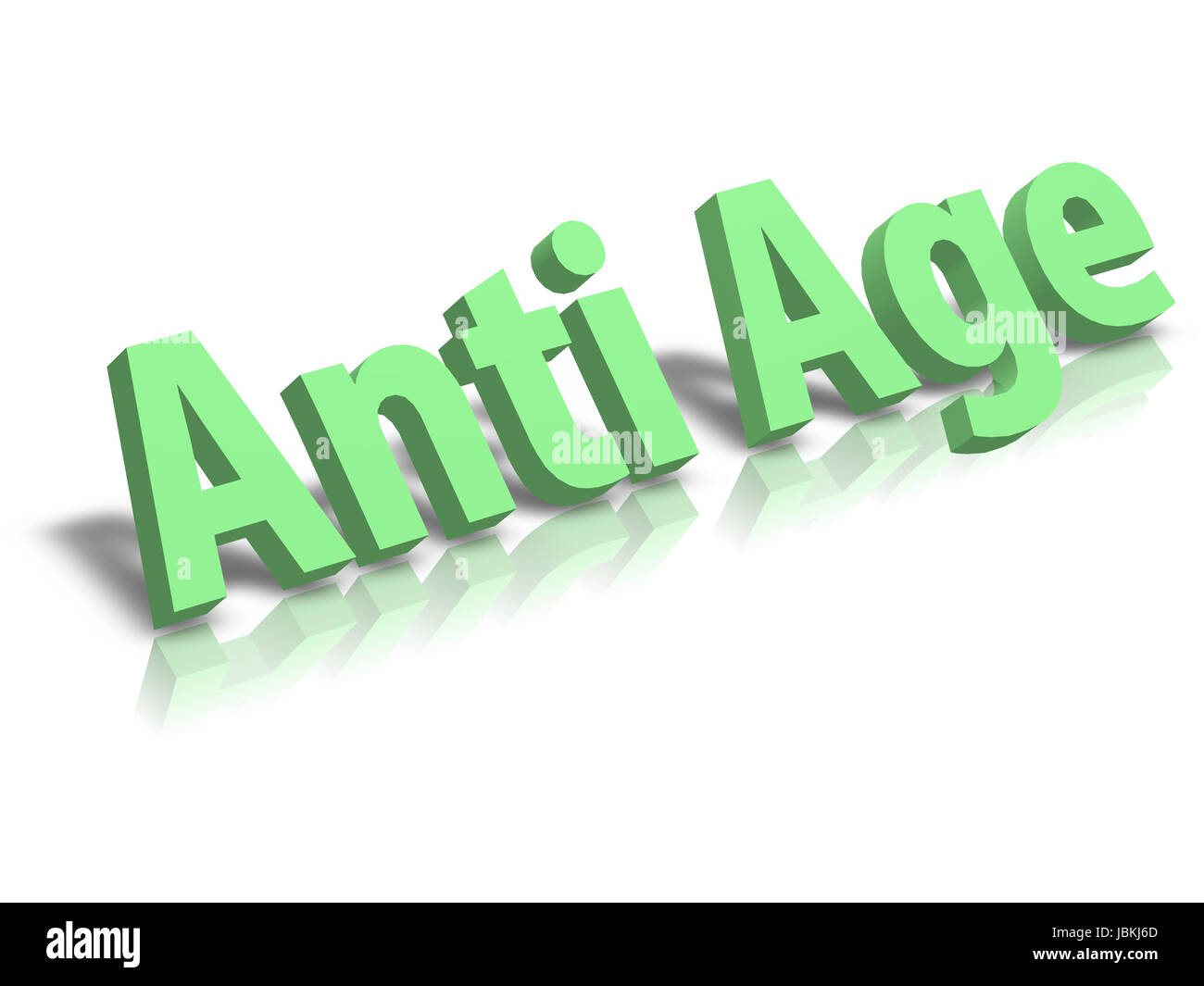 anti age - Stock Image