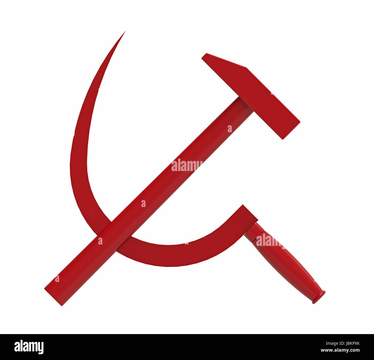 Communist Symbol Cut Out Stock Images Pictures Alamy