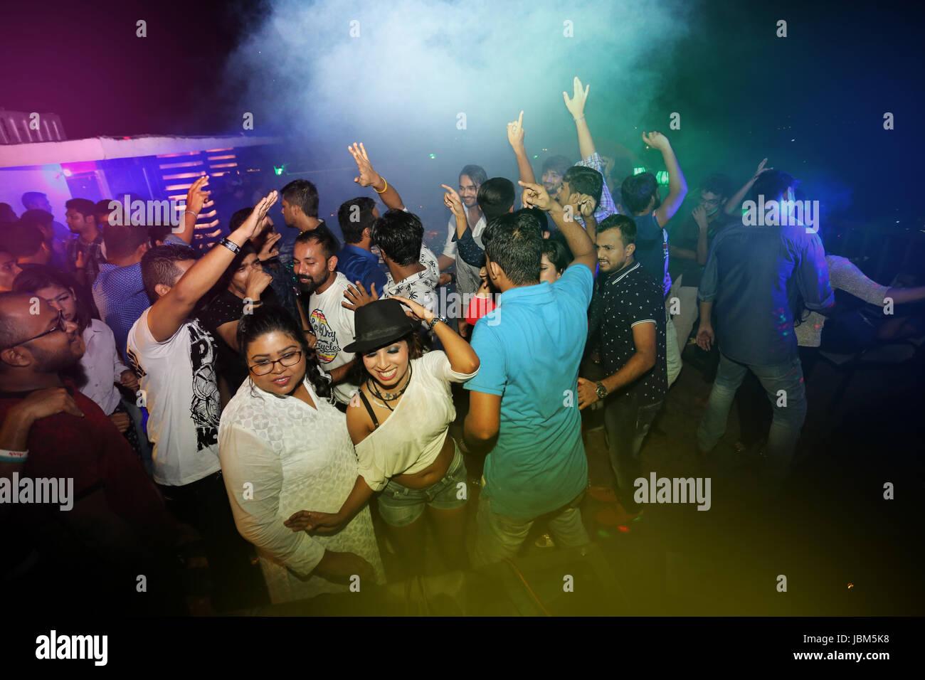 Nightclub in dhaka