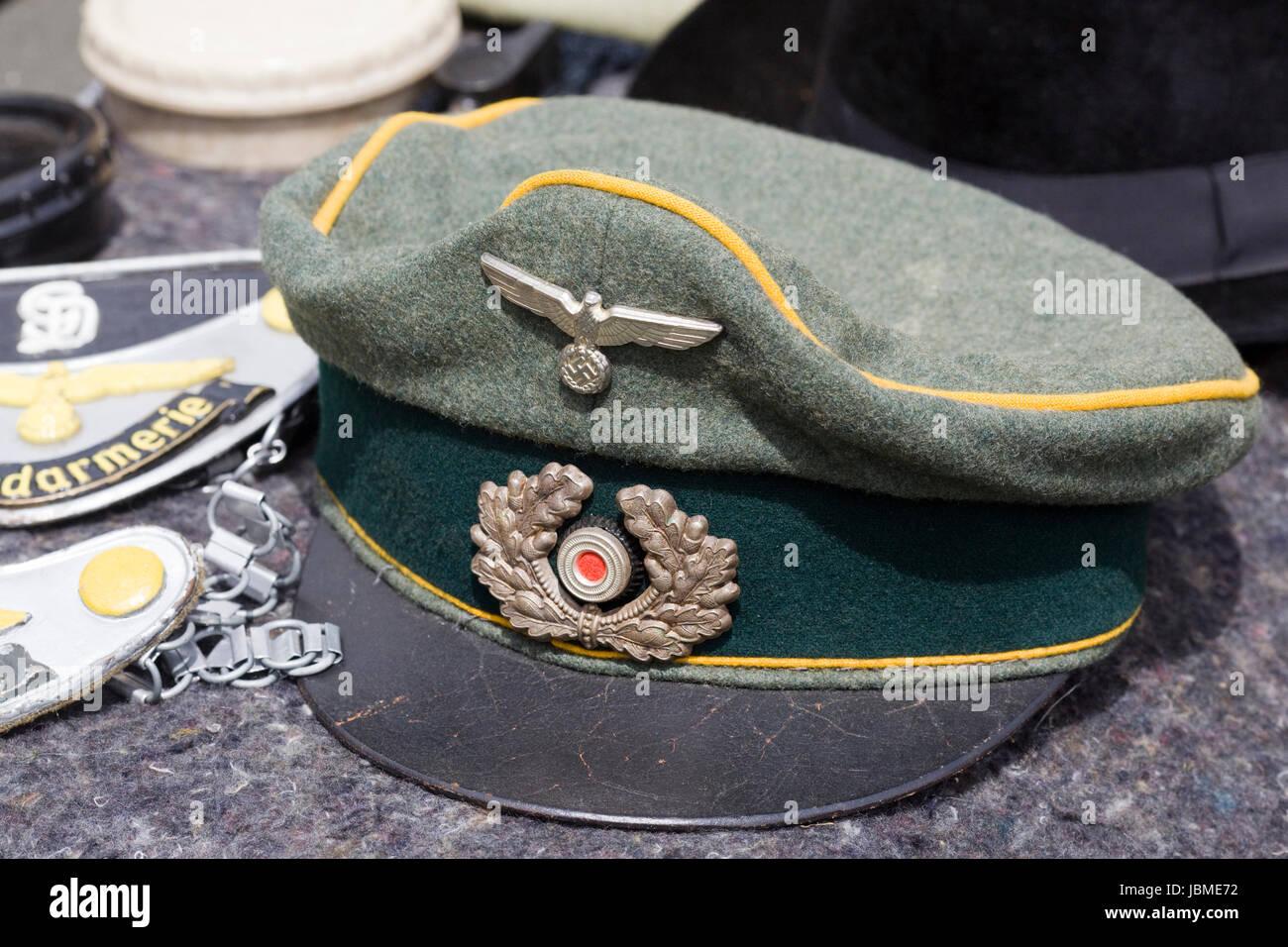 world war 11 reenactment, WW2 German Heer Army Calvary