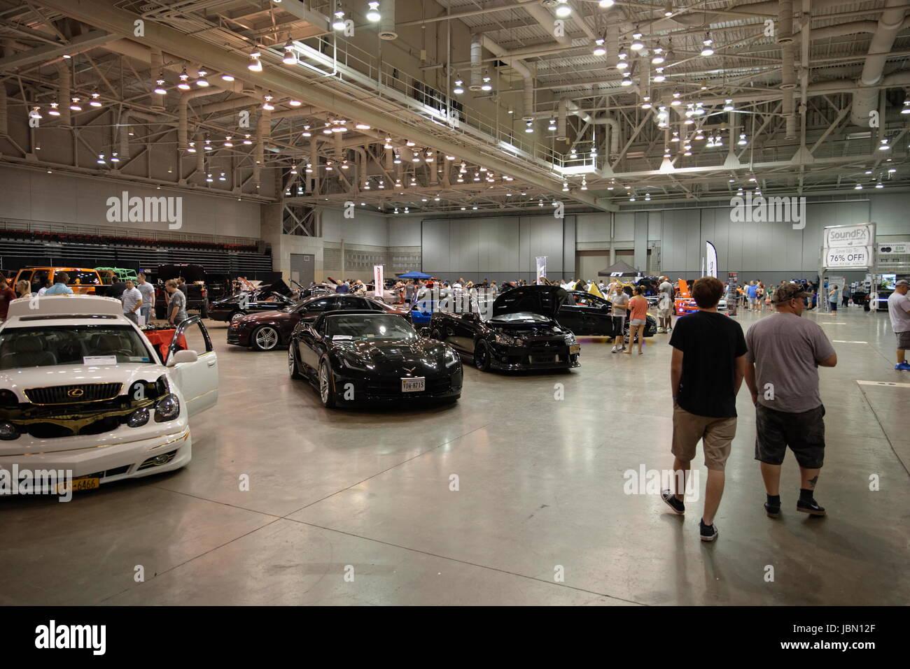Ocean City Maryland Car Show Stock Photo Alamy - Ocean city car show