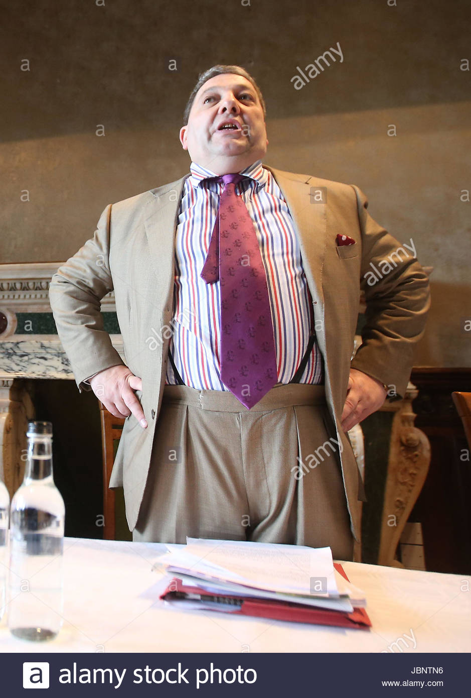 a1903672d35f File photo dated 07 04 16 of Ukip s Scottish leader David Coburn who has  announced he will run to replace Paul Nuttall in the party s top job.