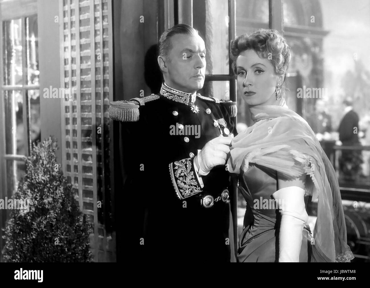 1953 Franco London Films produvction with Charles Boyer and Danielle  Darrieux