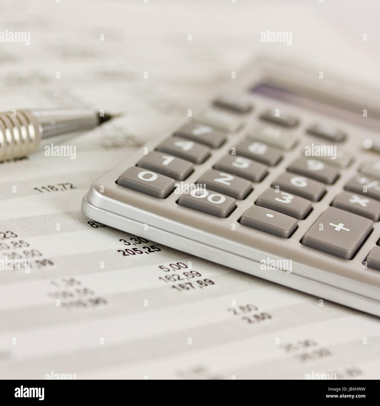 finances bank Stock Photo