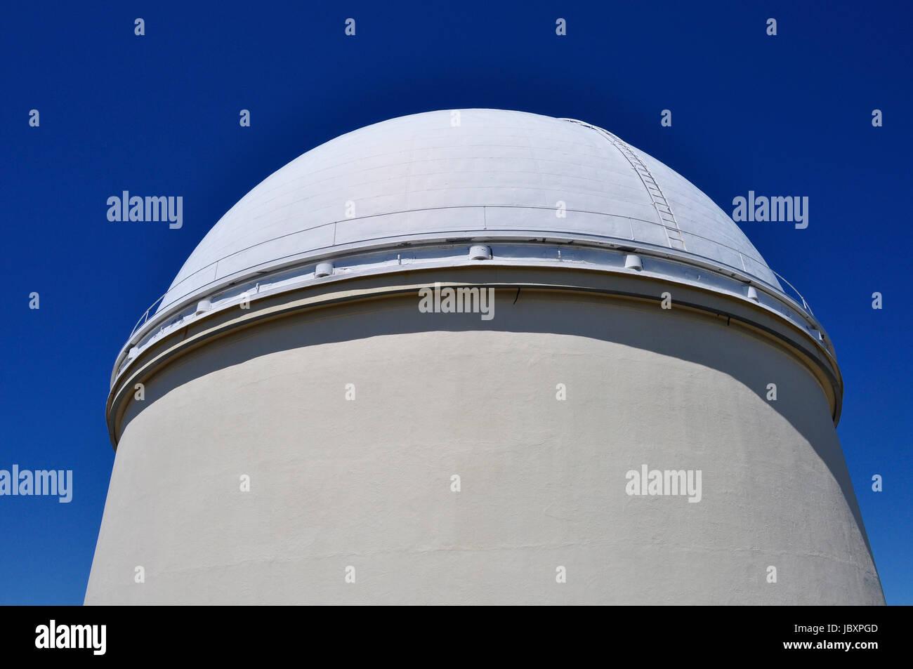 Lick Observatory, Mount Hamilton, California - Stock Image