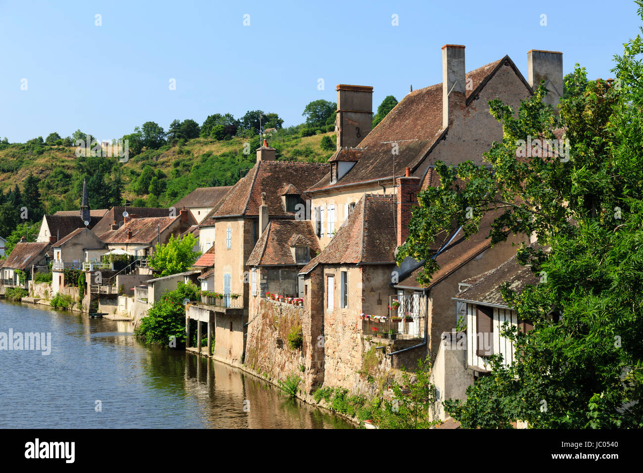 Maisons Bord De Leau High Resolution Stock Photography And Images Alamy