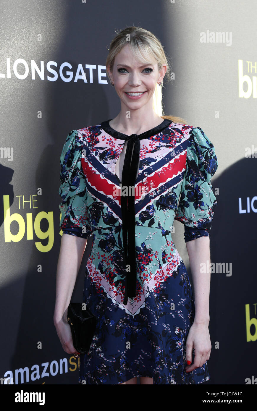 Riki lindhome the big sick premiere in los angeles new picture