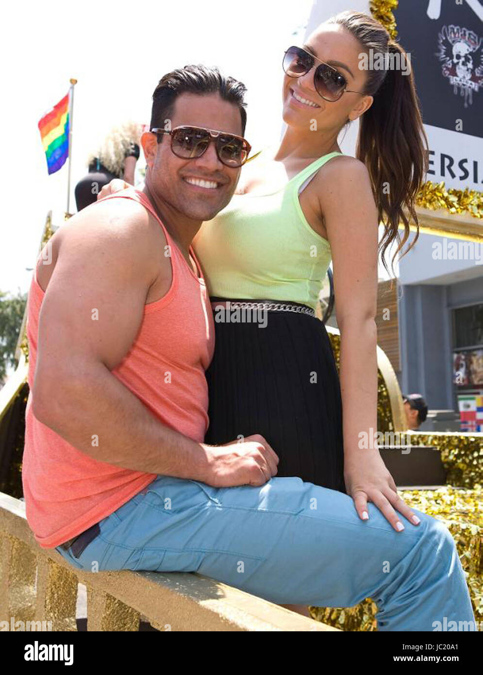 Shahs of Sunset' Star Mike Shouhed's Divorce From Jessica Parido Is Finalized - Stock Image