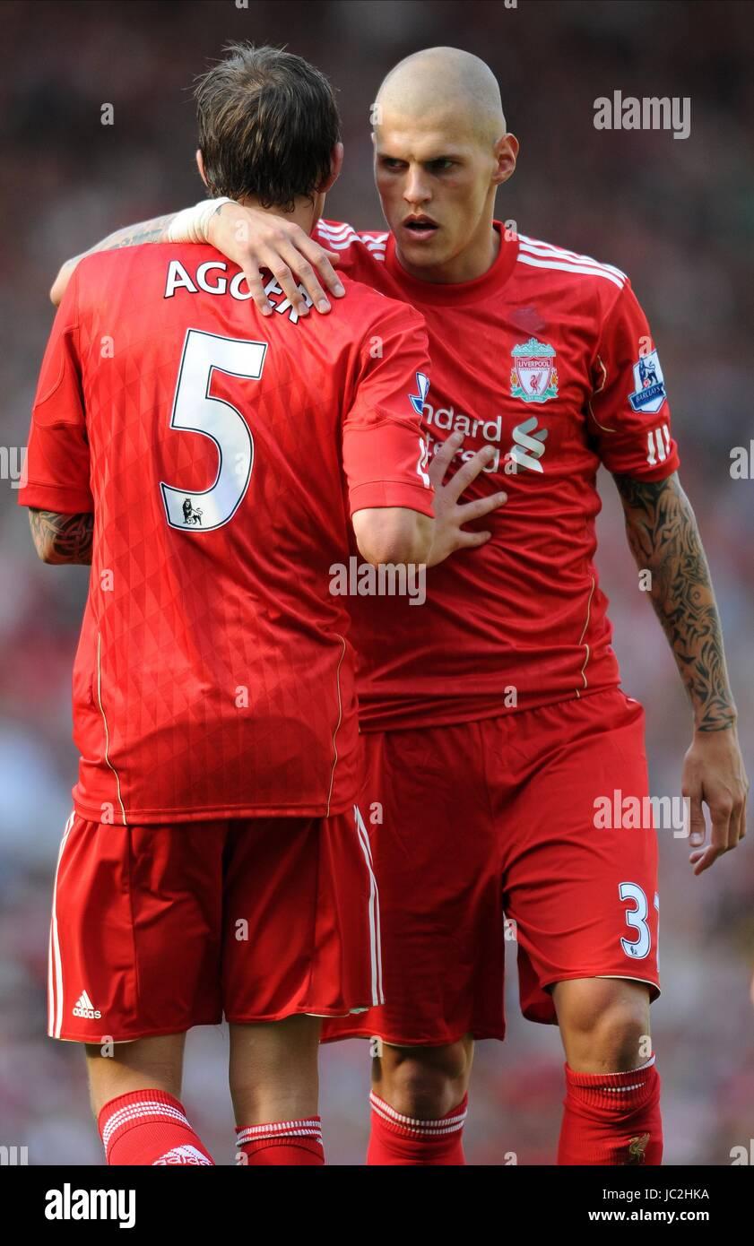 10++ Martin Skrtel Liverpool Fc