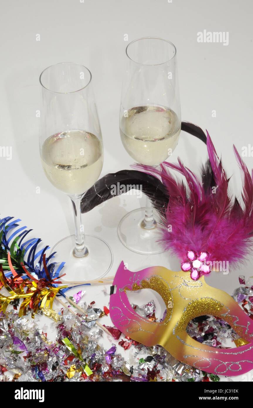 sekt silvester neujahr sektgl ser jubil um champagner feier stock photo 145125867 alamy. Black Bedroom Furniture Sets. Home Design Ideas