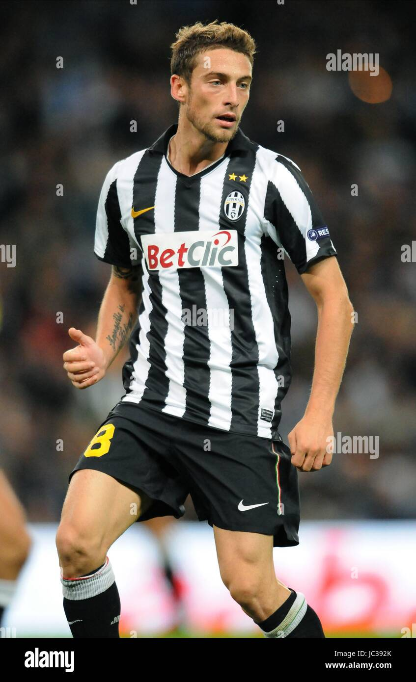 finest selection e5784 d0091 CLAUDIO MARCHISIO JUVENTUS FC JUVENTUS FC CITY OF MANCHESTER ...