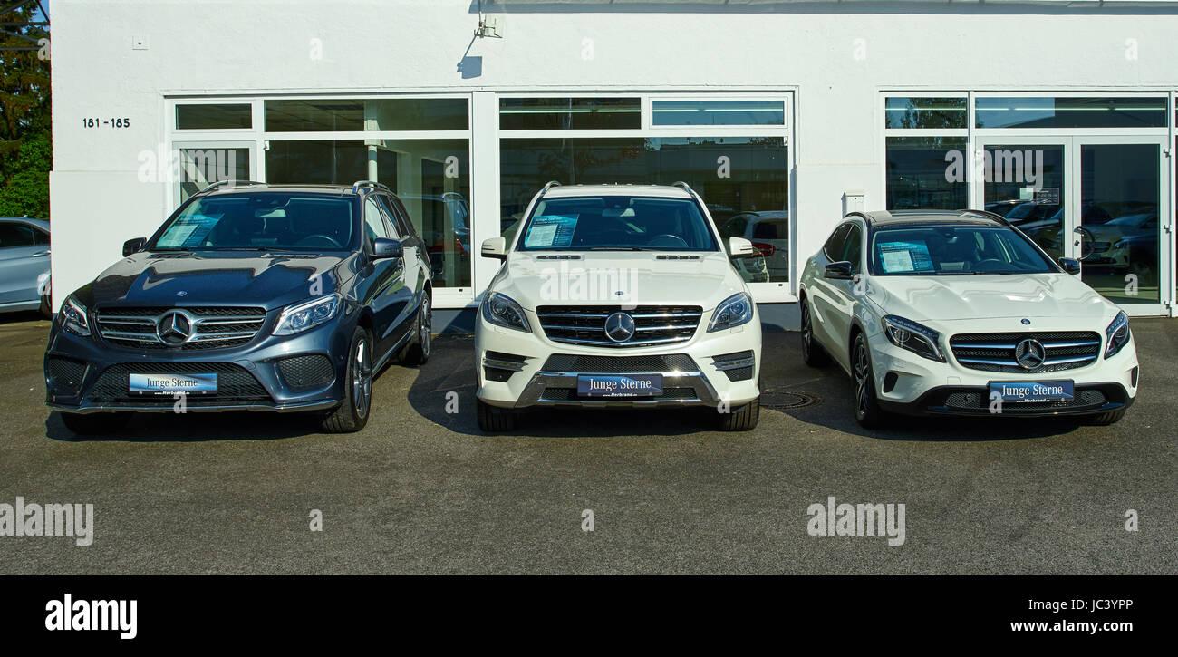 8fa9342992 Mercedes Benz Sales Germany Stock Photos   Mercedes Benz Sales ...
