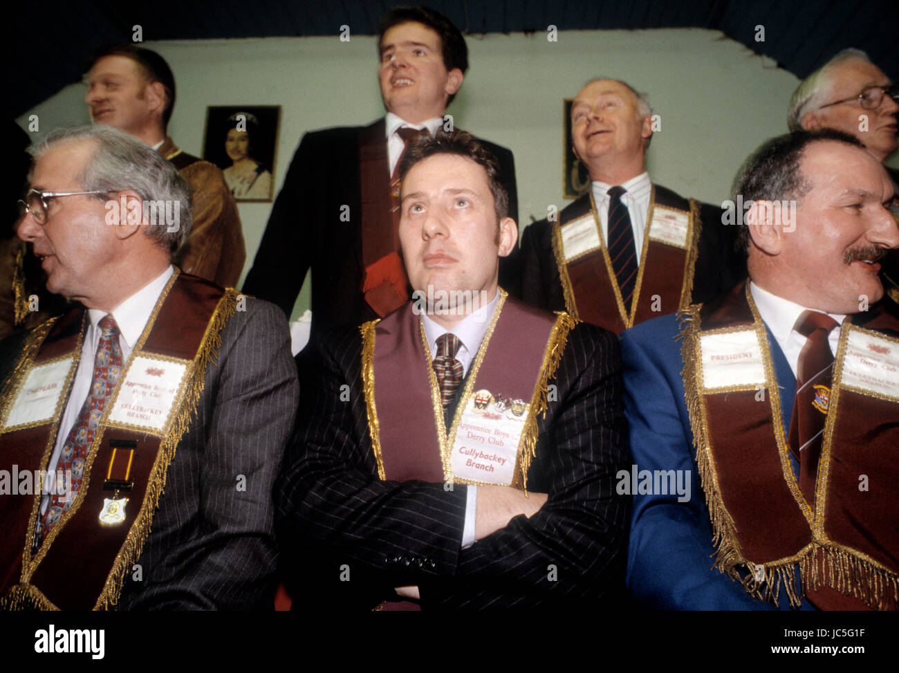 Ian Richard Kyle Paisley Jr. MP is the Member of Parliament for North Antrim, Northern Ireland. - Stock Image