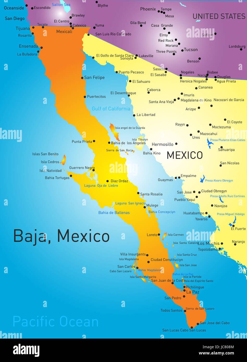 Golfo De Mexico Map.Historic Map Mexico Stock Photos Historic Map Mexico Stock Images