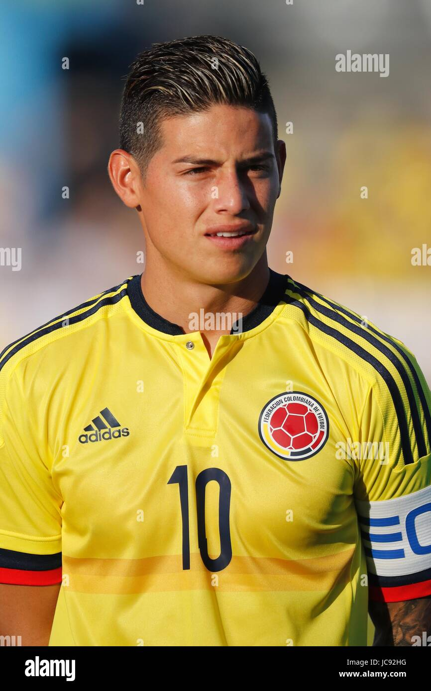 brand new 68a9c b3089 Getafe, Spain. 13th June, 2017. James Rodriguez (COL ...