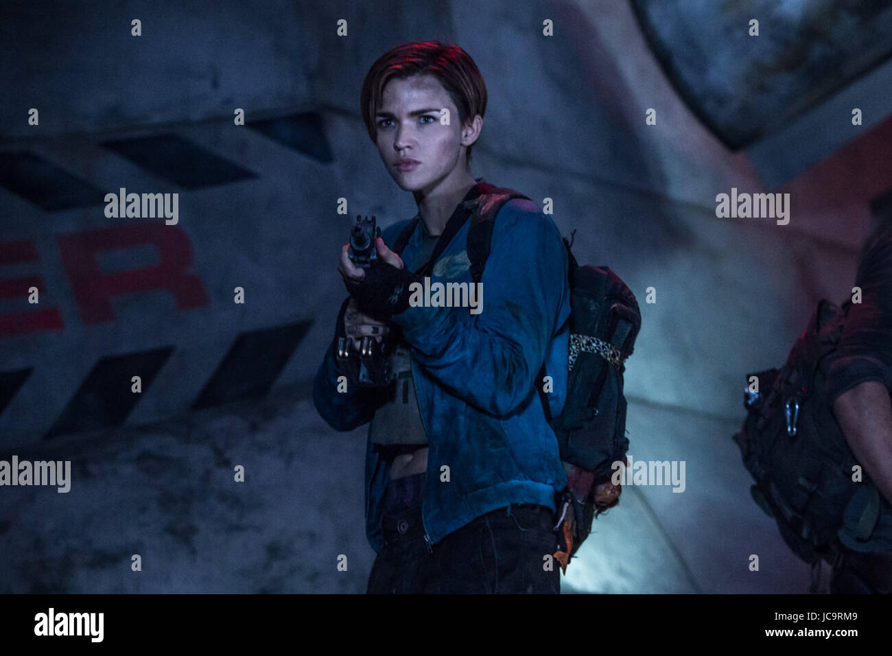 Ruby Rose Resident Evil: Ruby Rose Stock Photos & Ruby Rose Stock Images