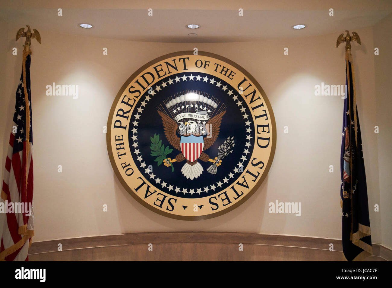 seal of the president of the united states USA Stock Photo