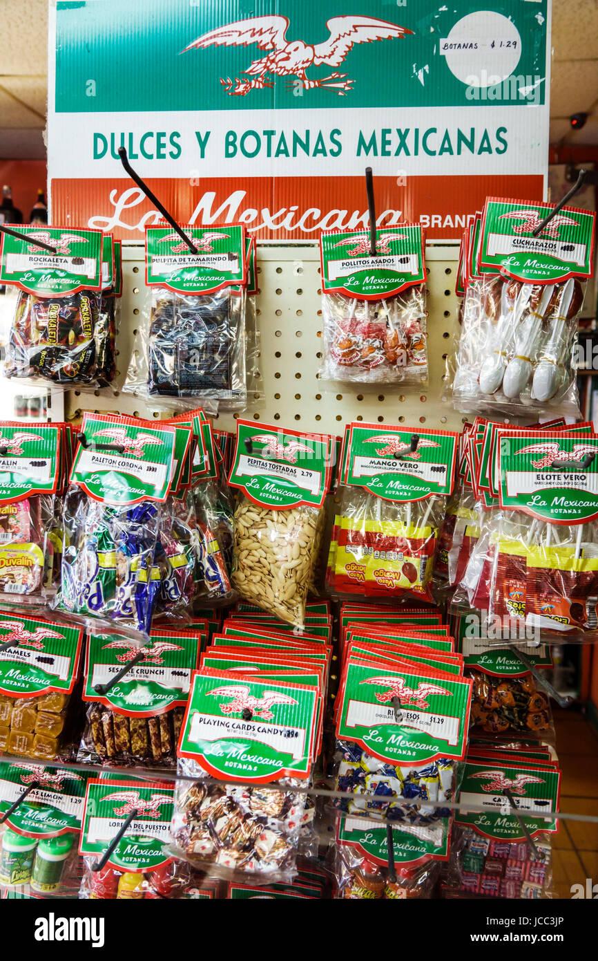 Florida, FL, South, Miami, Little Havana, neighborhood, Taqueria El Mexicano, restaurant restaurants food dine dining Stock Photo