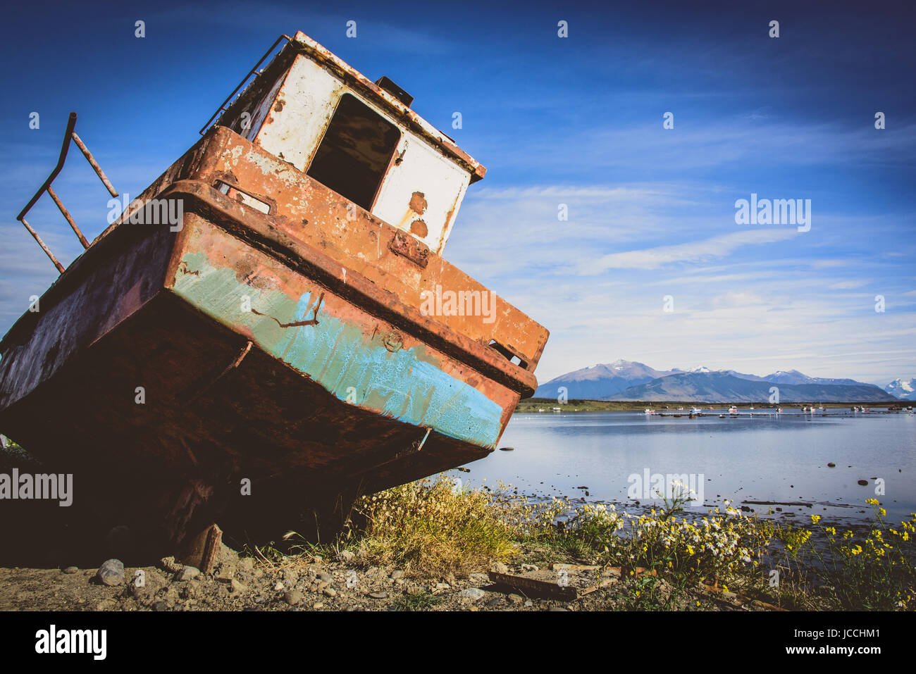 Rusty Ship Stock Photos Amp Rusty Ship Stock Images Alamy