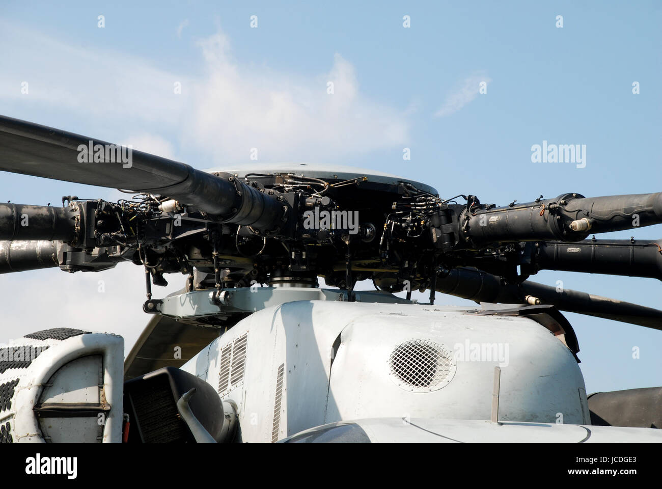 stock pictures of military helicopters and other rotary wing - Stock Image