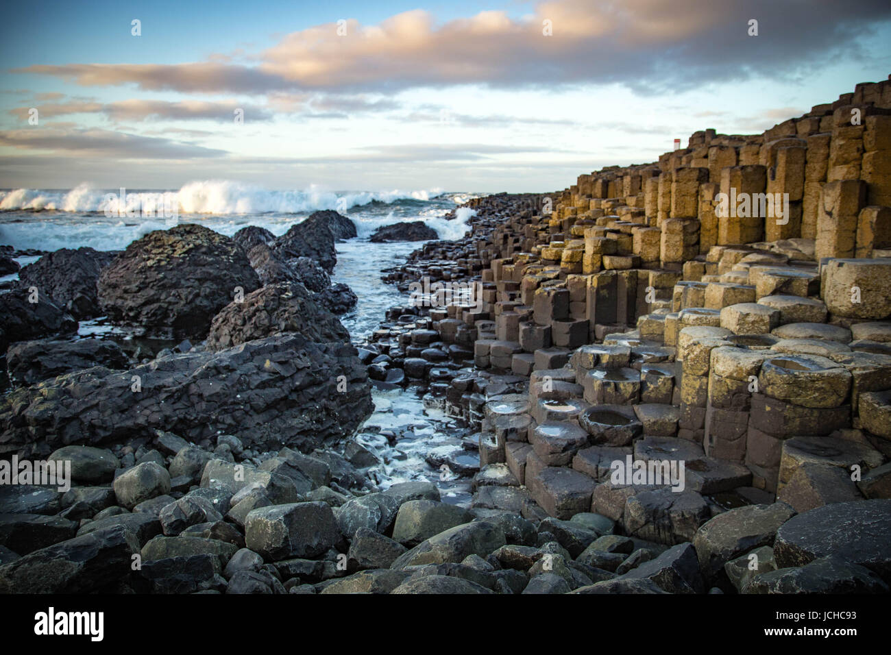 Giant's CausewayStock Photo