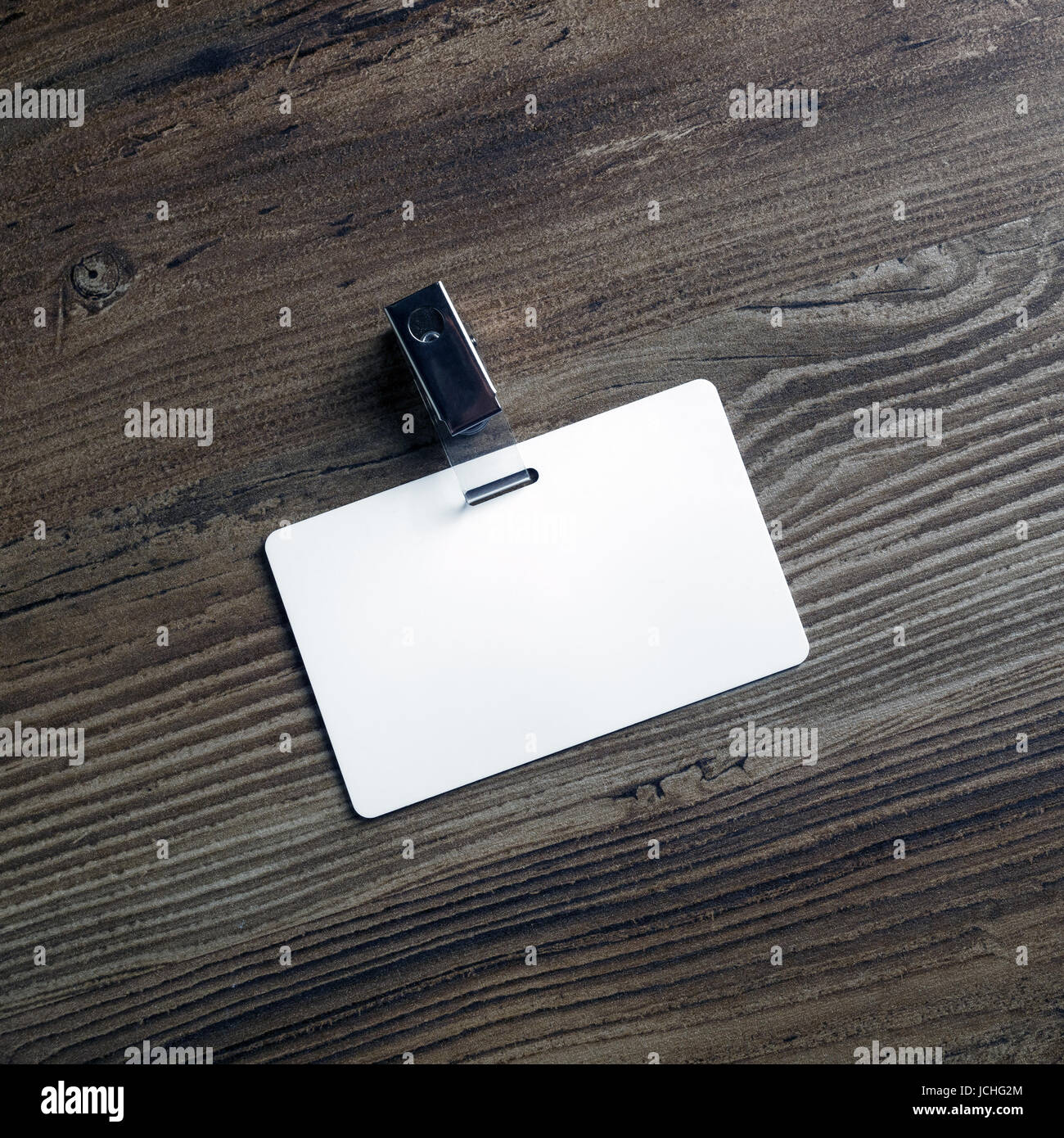 Blank Id Card Template from c8.alamy.com