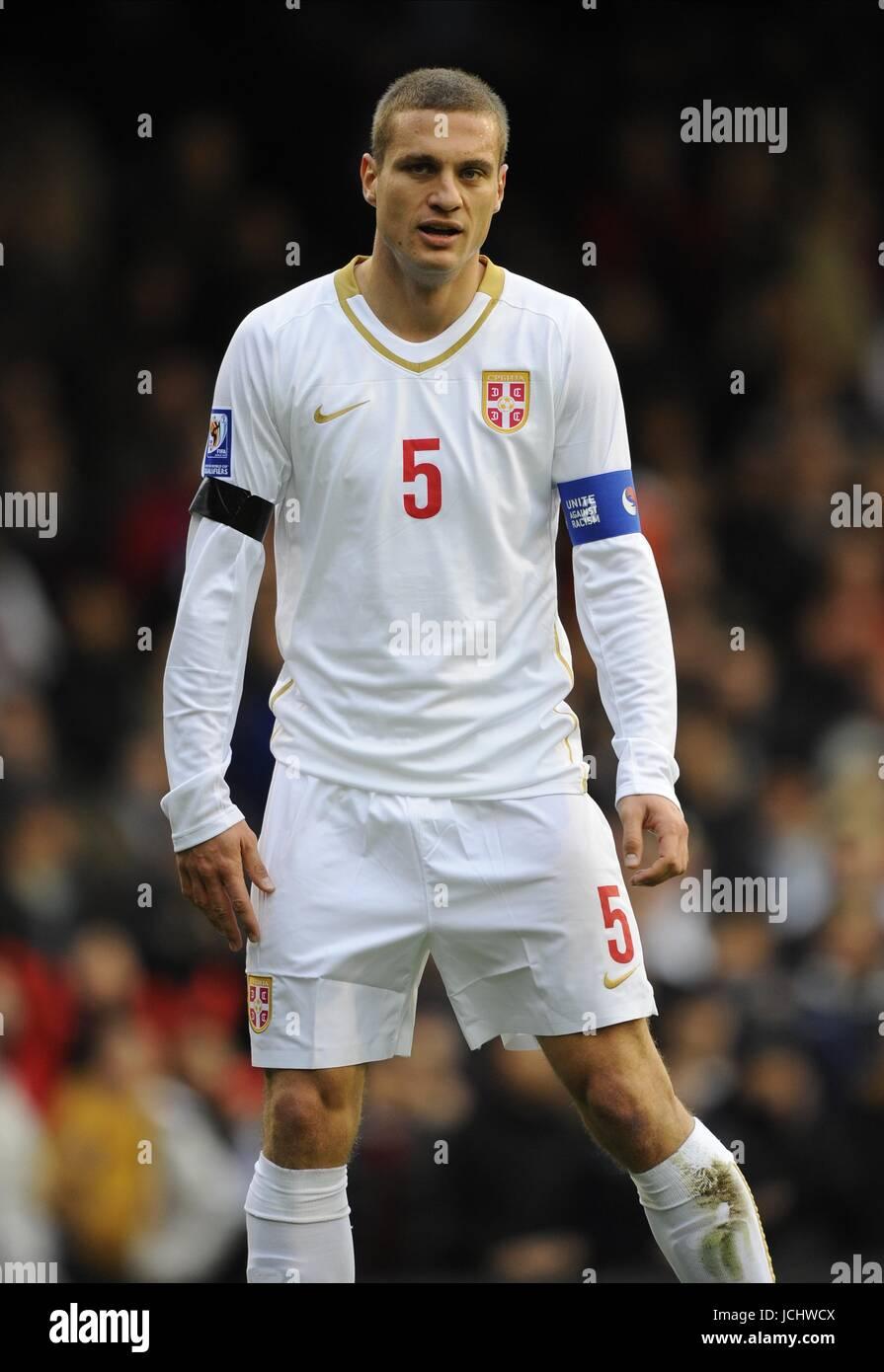 Panini coupe du monde 2006-Nemanja Vidic Serbie et Monténégro No 213