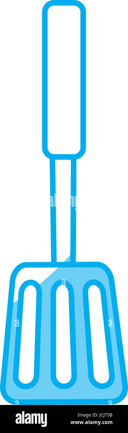 kitchen utensils icon - Stock Vector