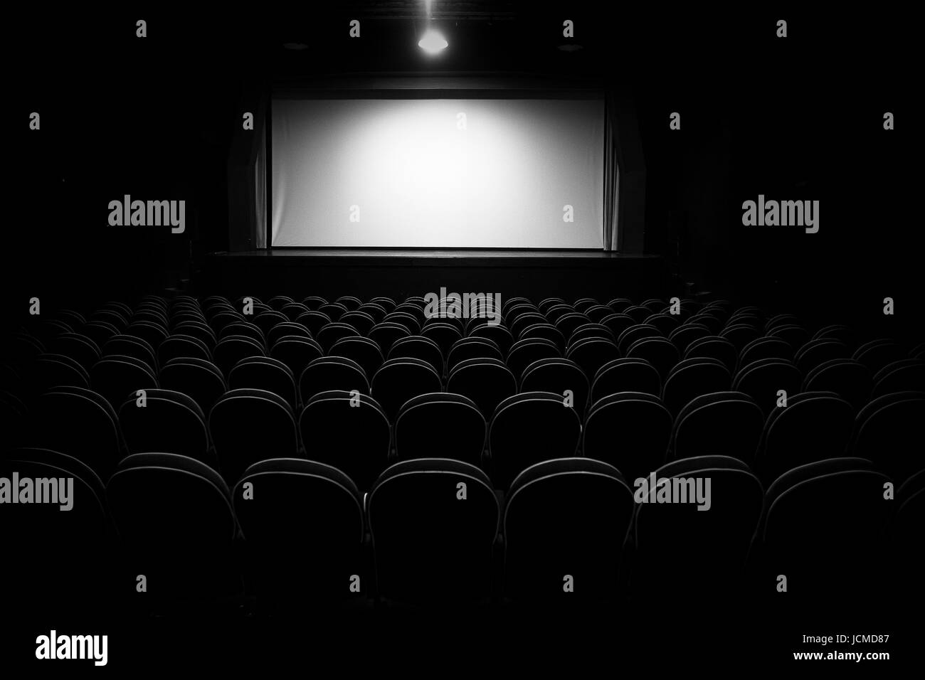 Waiting for the show - Stock Image